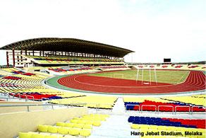 Hang Jebat Stadium, Melaka