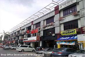 Shop Office, Sri Damansara