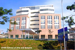 School of Art & Science, UTAR, KL