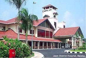 Jasin District Hospital, Melaka